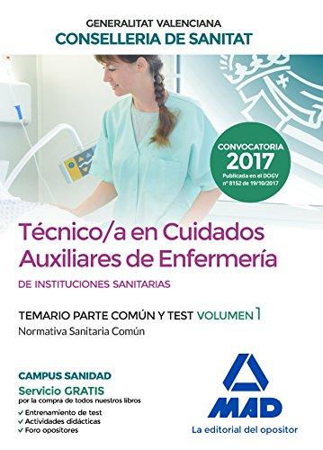 Técnico/a en Cuidados Auxiliares de Enfermería de: Editores, 7; Molada