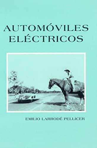 9788414360095: AUTOMOVILES ELECTRICOS