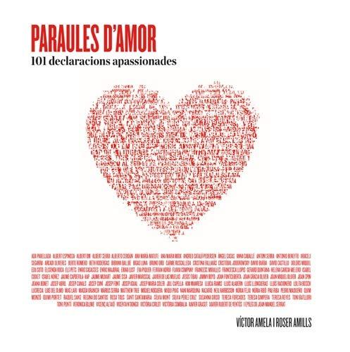 9788415002550: Paraules d'amor: 101 declaracions apassionades (Altres)