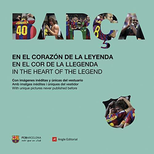 9788415002857: BARCA EN EL CORAZON DE LA LEYENDA