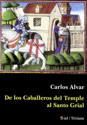9788415014089: De los caballeros del temple al santo grial (Trivium)