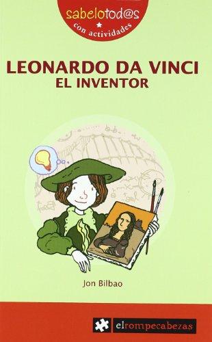 9788415016014: LEONARDO da VINCI el inventor (Sabelotod@s)