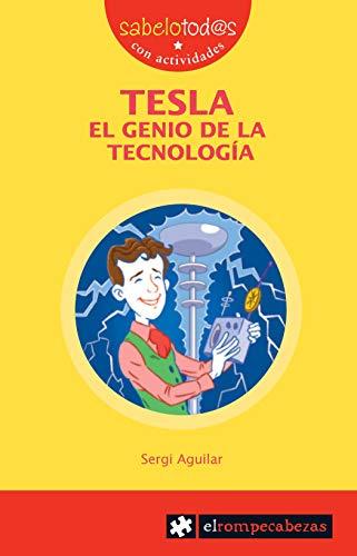 9788415016137: TESLA.EL GENIO DE LA TECNOLOGIA(SABELOTO