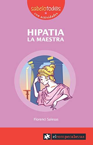 9788415016199: HIPATIA la maestra