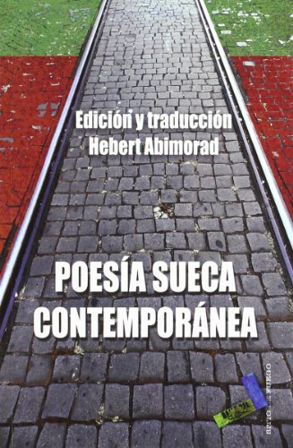 POESIA SUECA CONTEMPORANEA(9788415019770)