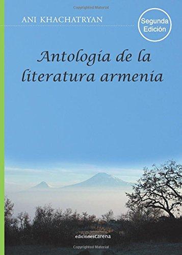 9788415021735: Antología de la literatura armenia (Narrativa)
