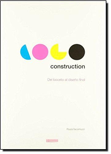 9788415023012: Construction Del Boceto Al Diseño Final