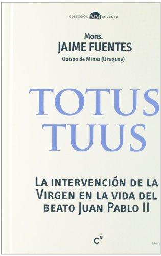 9788415024521: Totus tuus