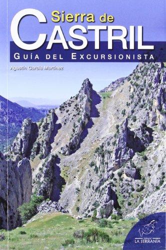 9788415030423: SIERRA DE CASTRIL GUIA DEL EXCURSIONISTA