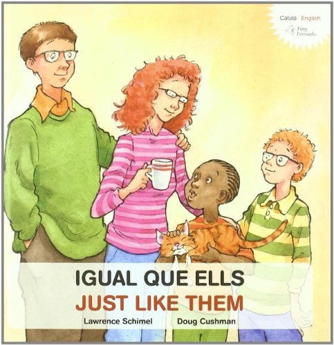 9788415041016: Igual Que Ells / Just Like Them - (Tiny Tornado)