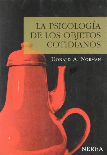 9788415042013: LA PSICOLOGIA DE LOS OBJETOS COTIDIANOS [Paperback]