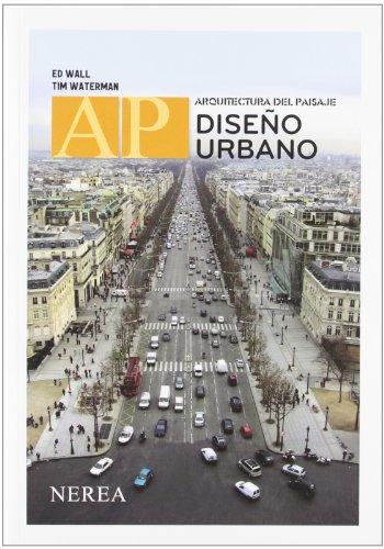 9788415042235: Diseño urbano. Arquitectura del paisaje