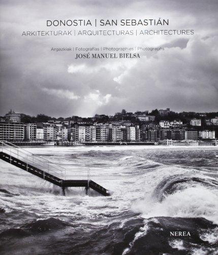9788415042563: Donostia/San Sebastian arquitecturas