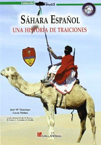 9788415043027: Sahara español - una historia de traiciones (Stug3 (galland Books))