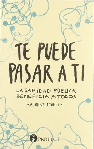 9788415047698: Te Puede Pasar A Ti - 2ª Edición (Repensar)