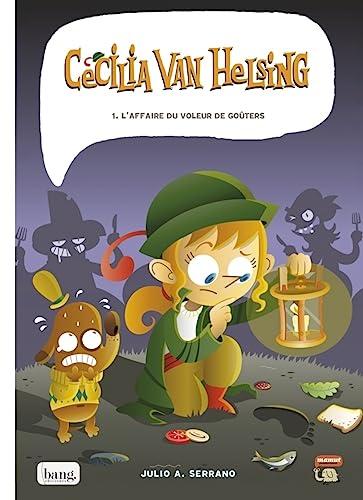 Cecilia Van Helsing L'affaire du voleur de: Julio a. Serrano
