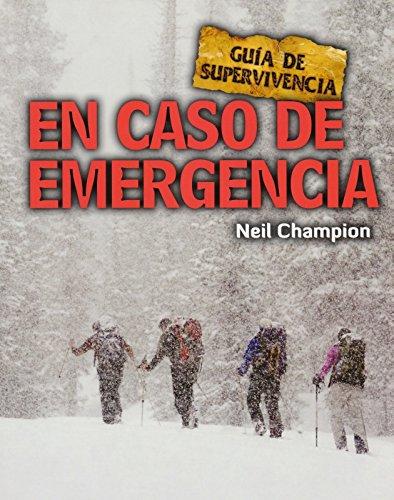 9788415053149: En caso de emergencia