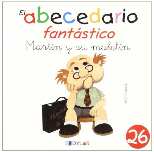 9788415059110: El abecedario fantástico. Martín y su maletín