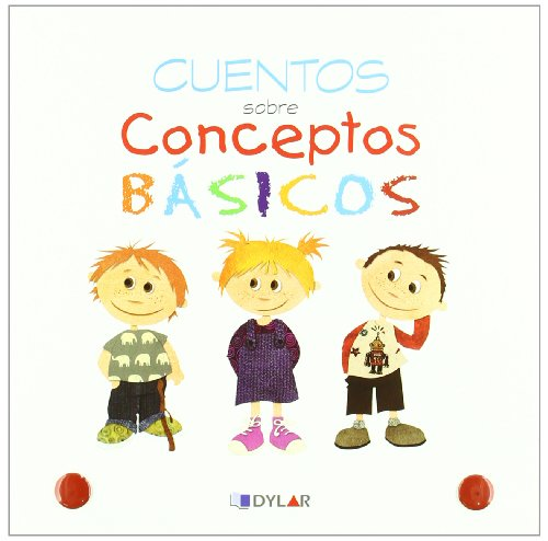 9788415059349: CONCEPTOS BÁSICOS - ESTUCHE: Colección completa (Cuentos sobre conceptos básicos)
