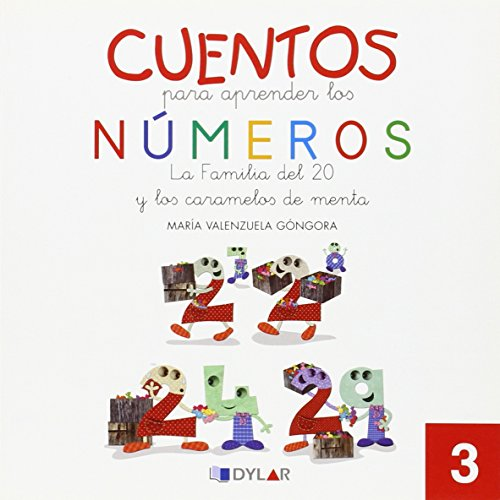 9788415059509: CUENTOS NUMEROS 3:FAMILIA 20.DYL