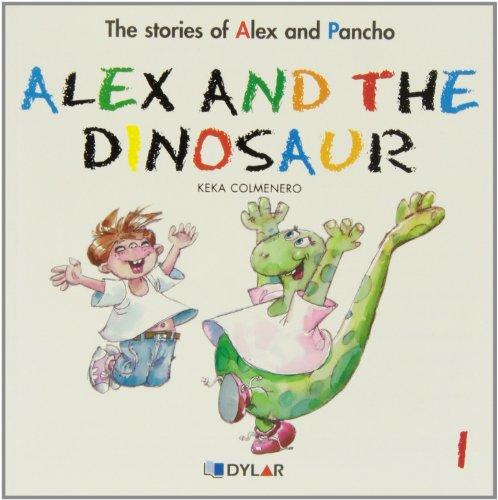 9788415059660: Alex and the dinosaur