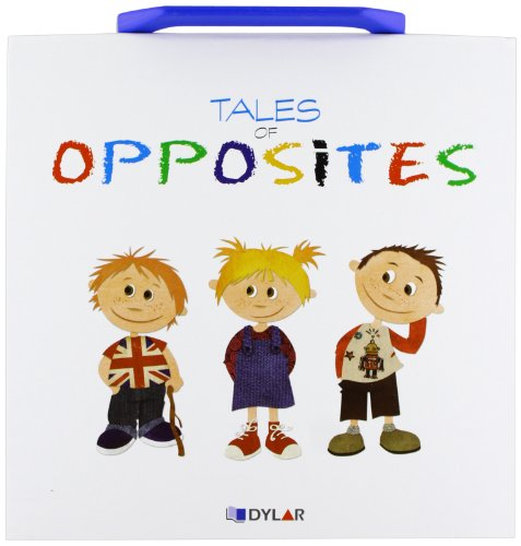 9788415059912: Tales of opposites-caja