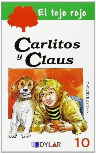 9788415059974: CARLITOS Y CLAUS-TEJO ROJO 10