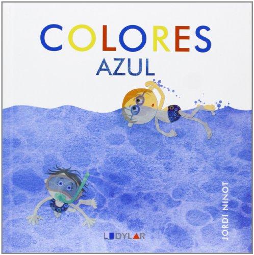 9788415059998: Colores: Azul