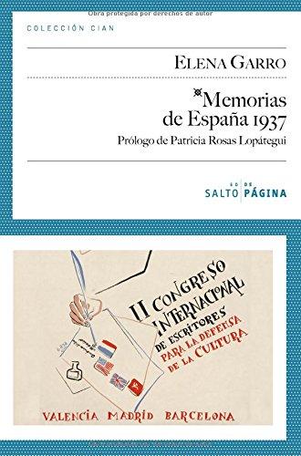 9788415065104: Memorias de España 1937 (Cian)