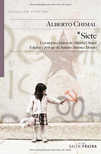 SIETE (Spanish Edition): Alberto Chimal