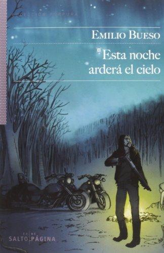 9788415065487: Esta Noche Arderá El Cielo (COLECCIÓN PURPURA)