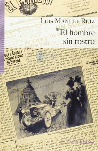 9788415065937: El Hombre Sin Rostro