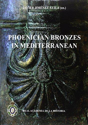 9788415069775: PHOENICIAN BROZES IN MEDITERRANEAN