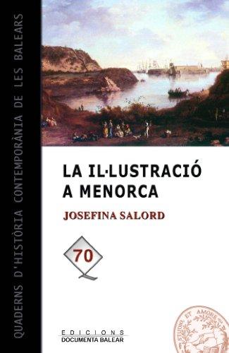 9788415081357: La il·lustració a Menorca (Quaderns d'història contemporània de les balears)
