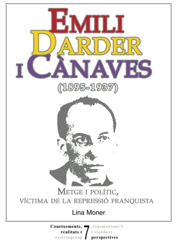 9788415081555: Emili Darder I Cànaves (1895-1937) (Catalan Edition)
