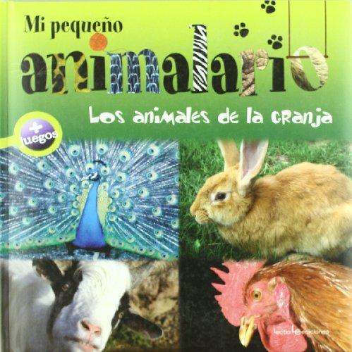 9788415088004: Los Animales De Granja (Mi pequeño animalario)