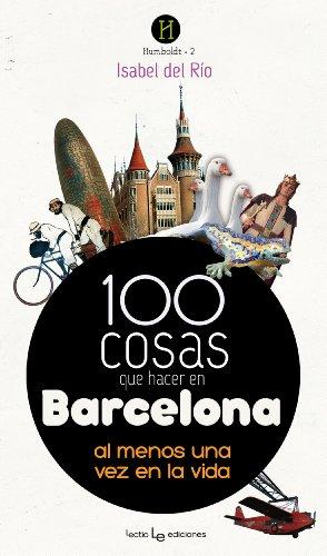 9788415088691: 100 cosas que hacer en Barcelona