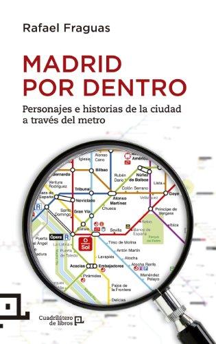 9788415088905: Madrid por dentro