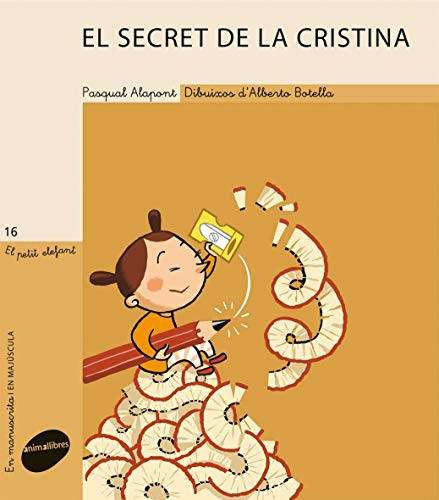 9788415095071: El secret de la Cristina (El Petit Elefant)