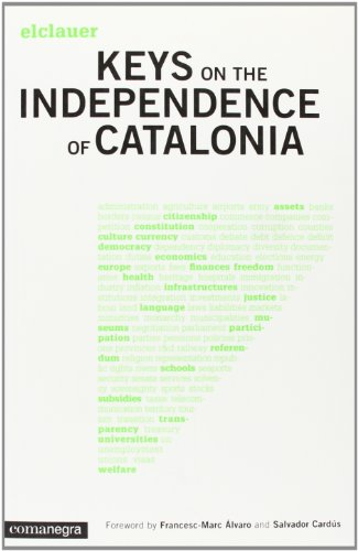 9788415097815: Keys On The Independence Of Catalonia
