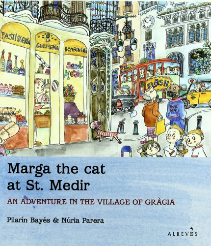 9788415098171: Marga The Cat At Sant Medir - Ing