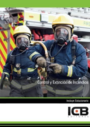 9788415100836: Manual control y extinción de incendios