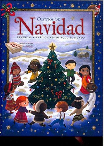 9788415101093: Cuentos de Navidad: Leyendas y tradiciones de todo el mundo