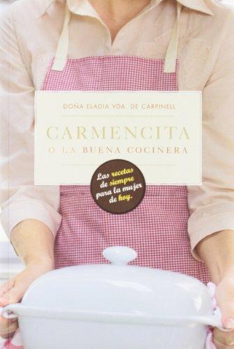 9788415101352: Carmencita o la buena cocinera