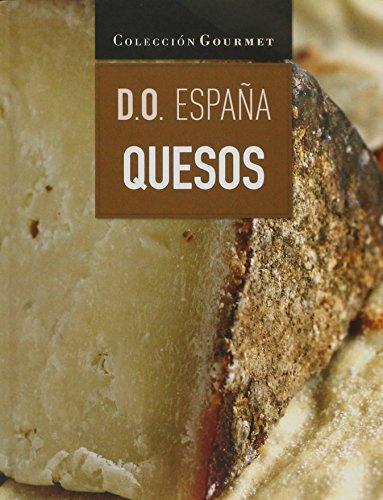9788415101574: D.O. España Quesos