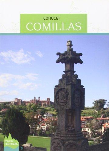9788415112174: Conocer comillas - guia (Conocer Cantabria)