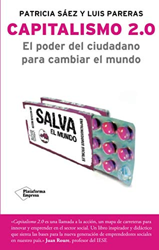 Capitalismo 2.0 (Empresa) Sáez Blasco, Patricia and