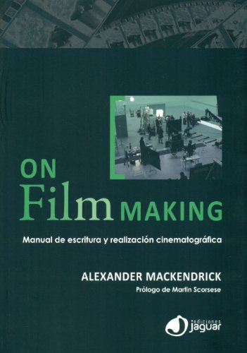 9788415116776: On film making (Cine Jaguar) (Spanish Edition)