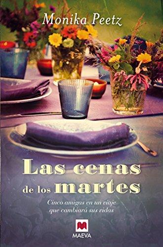 Las Cenas de los Martes: Monika Peetz, Lluis