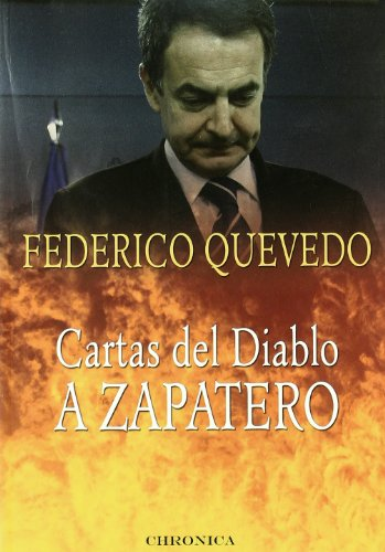 9788415122036: Cartas del Diablo a Zapatero